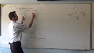 Projectile Motion: Colliding Particles (2 of 3)