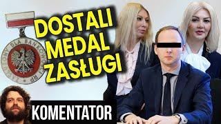Za co Prezes Narodowego Banku Polskiego Dał Medale Aferzyście i Koleżankom Pracy Analiza Komentator