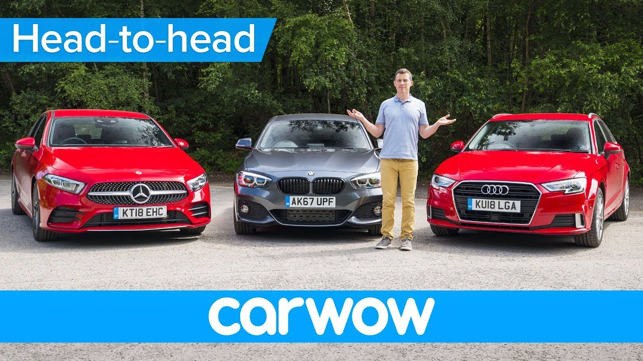 Mercedes A Class Vs Bmw 1 Series Vs Audi A3 2019 Review Which Is