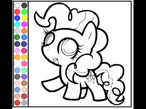 my little pony coloring pages online # 5