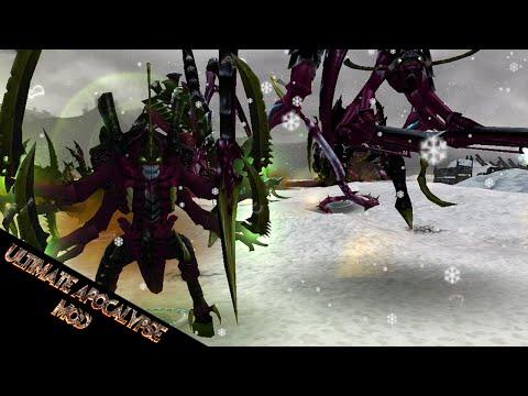 Tyranid Hivemind! - Dawn Of War Ultimate Apocalypse Mod