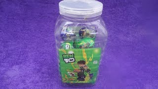Box Of Ben 10 Surprise Eggs With Free Gifts Inside