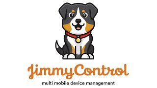 JimmyControl animation