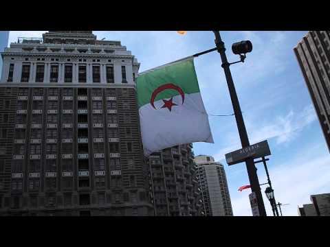 ALGERIA IN PHILADELPHIA - HOME OF THE AMERICAN REVOLUTION by The Poet of Harlem™ ©