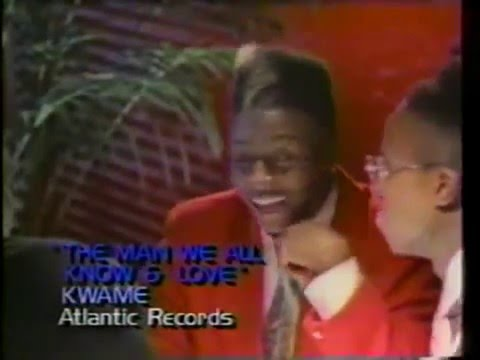 Kwame - The Man We All Know And Love (1989)