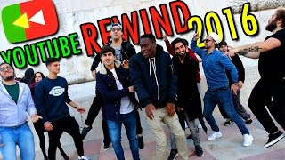 YOUTUBE REWIND AQUI SÓ PARA TI - Youtube Rewind Portugal 2016 #RewindPT