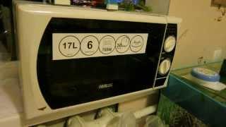 Ремонт СВЧ/Микроволновки за 2 минуты. Microwave oven/microwave repair in 2 minutes.(Самый быстрый ремонт микроволновки. Так же самим возможно приобрести слюду для микроволновых печей, как..., 2014-01-06T18:20:09.000Z)