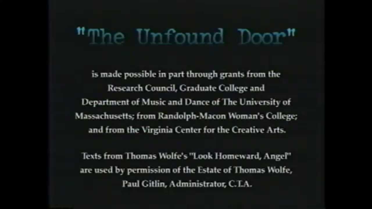The Unfound Door & The Unfound Door - YouTube