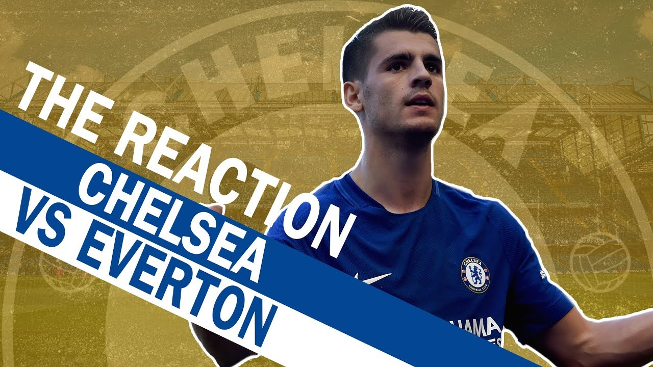 Confirmed Teams: Chelsea vs Everton   Premier League