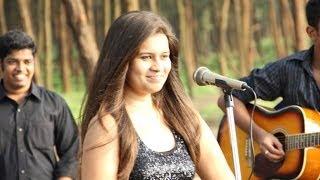 Raabta (Acoustic Cover) -- Praveen Menezes (ft. Eleshiya , Aviraj , Jeffrey, & Keith)
