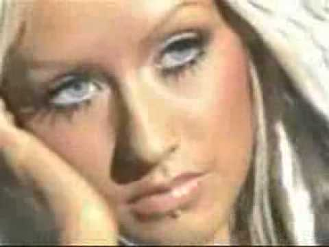 Christina Aguilera Stripped Album Photoshoot 2002 (Part 2)