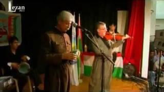 Naser Razazi - Ahangi 2 Rebandan la Finland 2009 Part 1 - Kurdish Music