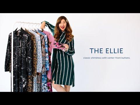 NEW LuLaRoe Shirtdress - The Ellie