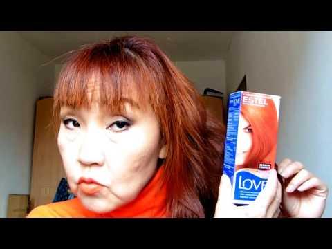 Краска для волос Love Estel 8/54 Красная медь Тест-драйв