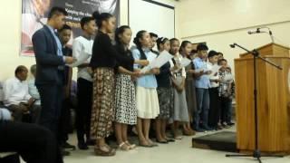 God Still Answers Prayer - Young People of Katarungan Village