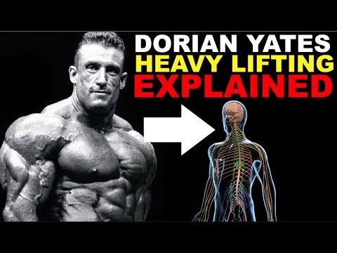 Dorian Yates Training: NERVOUS SYSTEM Weightlifting