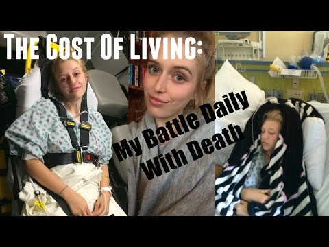The Cost of Living: My Daily Battle With Death (Chronic Degenerative Illness)
