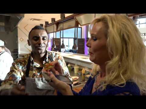 Marcus Samuelsson Interview:  Dianne Brewer Reporting