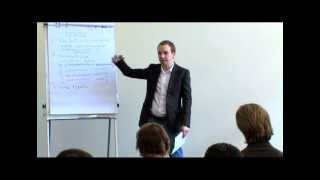 Алгоритм создания тренинга (фрагмент семинара)