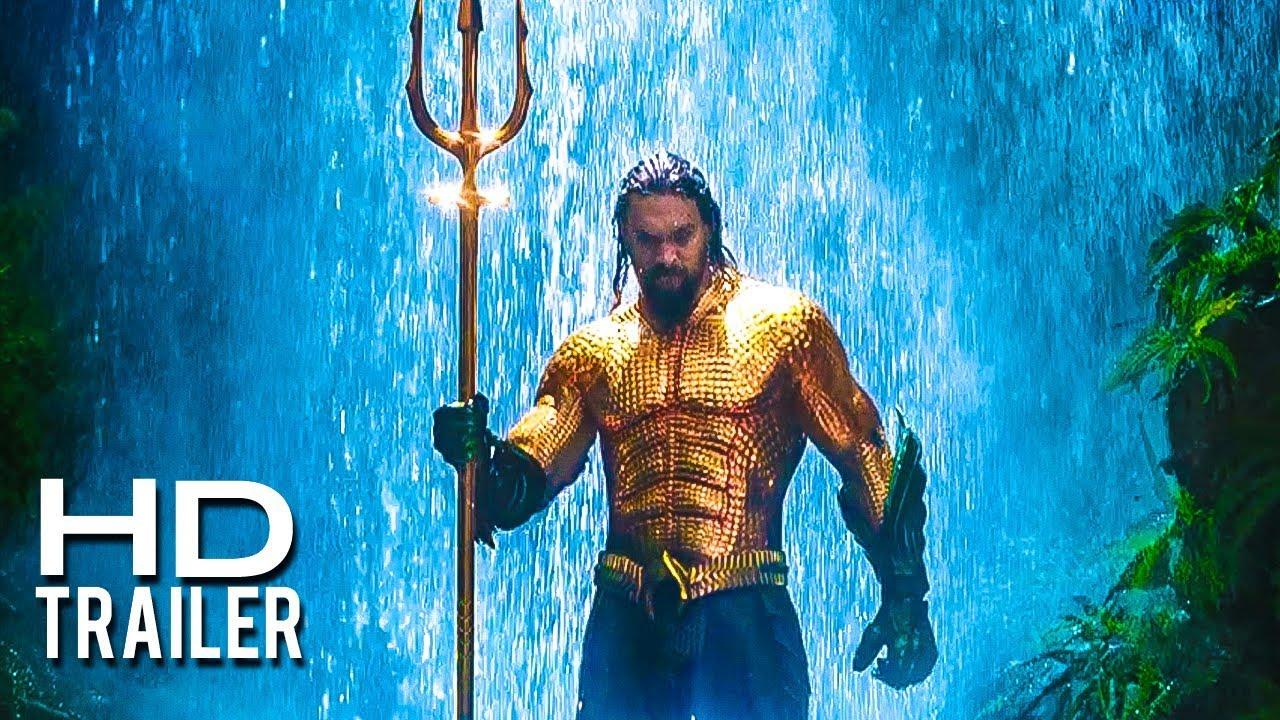 Aquaman Trailer Español Latino Oficial Ad Hd 2018 Youtube