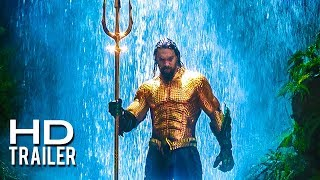Aquaman Trailer Espanol Latino Oficial Ad Hd 2018 Youtube