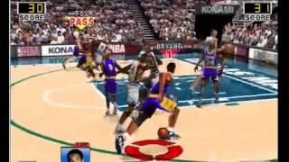 NBA Play By Play - ARCADE - emulador MAME 0.160b 64bit - testeado en Windows 7 x64