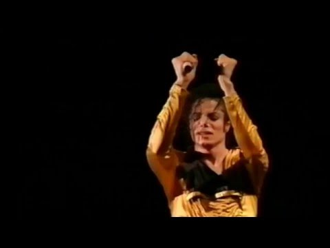 Michael Jackson - The Jackson 5 Medley - DWT Live in Bremen 1992 (Widescreen)