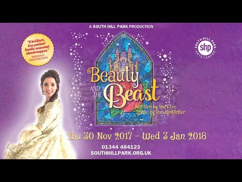 South Hill Park presents Beauty and the Beast - Promo