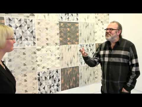 Art This Week 175-At Fort Worth Contemporary Arts-Biggs and Collings-Matthew Collings Full Interview