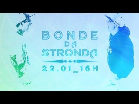 Bonde da Stronda no Estúdio Showlivre 2014 - Apresentação na íntegra