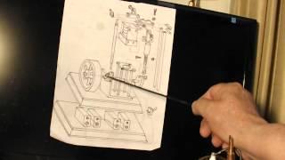 Miniature Vertical Solenoid Engine Build 2 By Art Rafael