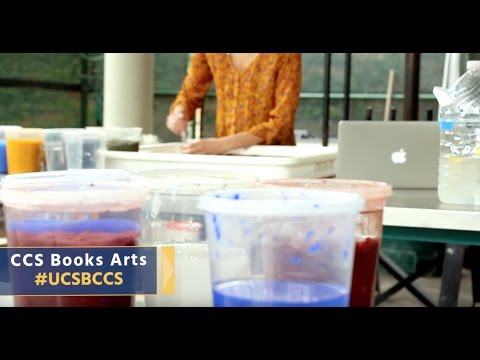 Book Arts at UCSB's College of Creative Studies