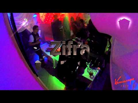 Evil, Igor 9 and Zifra Soooo House @ New Year's Eve After Party @ Cafe Komilfo 03.01.15