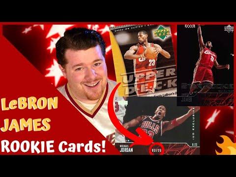 rare-&-valuable-lebron-james-rookie-cards-|-2003-04-upper-deck-|-[s3-e5]