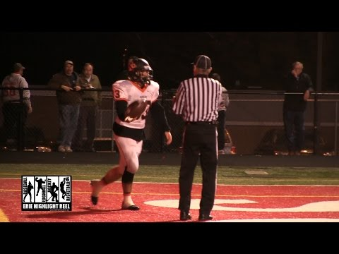 Cathedral Prep General McLane High School Football 2014 Dan Maloney Touchdown