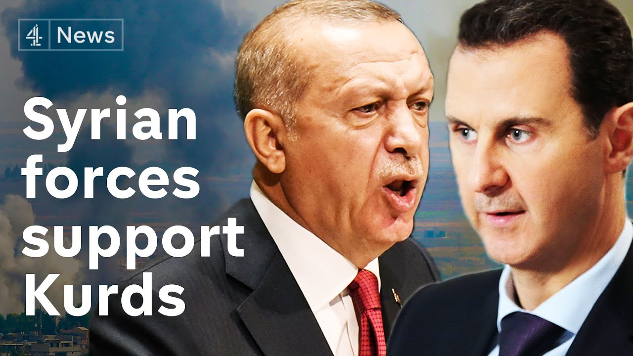 What we know: Turkey's offensive in Syria