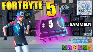 GET 😱 Fortnite Fortbyte 5 | Fortnite Season 9 English