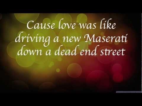 Taylor Swift - Red Lyrics (HD)