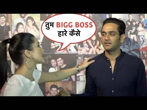 Sunny Leone Insults Vikas Gupta Publicly For Losing Bigg Boss 11