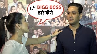 Sunny Leone Insults Vikas Gupta Publicly For Losing Bigg Boss 11