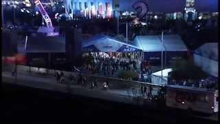 Fans Celebrate Super Bowl Xlix At Crave Gourmet Waffle Sandwiches In Glendale