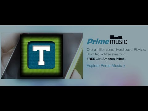 Amazon Prime's Amazon Music : 1,000,000 Songs for Free