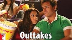 Outtakes - Salaam Namaste | Saif Ali Khan | Preity Zinta