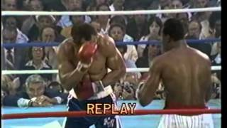 Larry Holmes vs Ken Norton  (High Quality)
