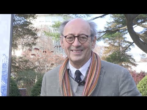 Poetry for Every Season: Holiday Train Show Poetry Reading with Billy Collins