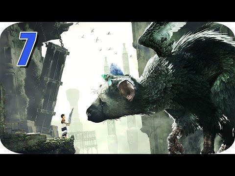 The Last Guardian - Gameplay Español - Capitulo 7 - Un Encuentro Inesperado