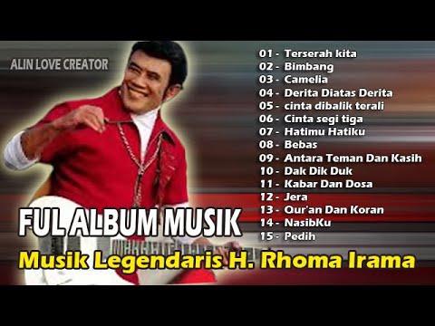 full album musik legend rhoma irama youtube