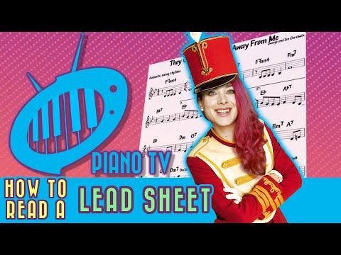 How to Read a Lead Sheet (With Sheet Music)