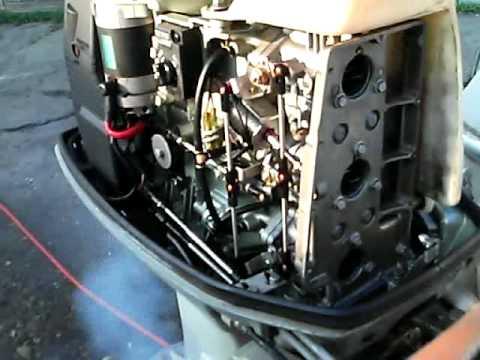 suzuki dt 55 outboard außenborder ! problem !  YouTube