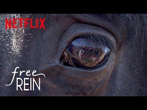 Free Rein: Season 1 | Backstage - Meet The Horses | Netflix